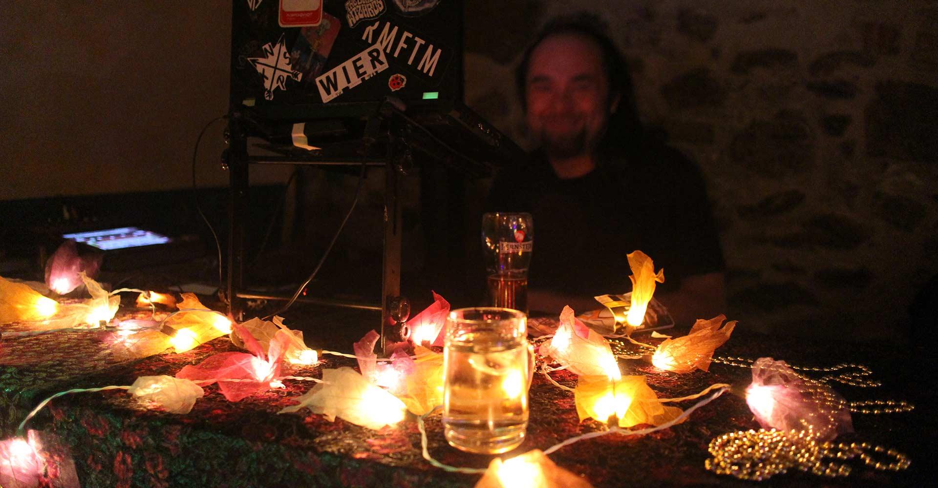 CulturCafé Smaragd Linz - Musikkeller - privat mieten