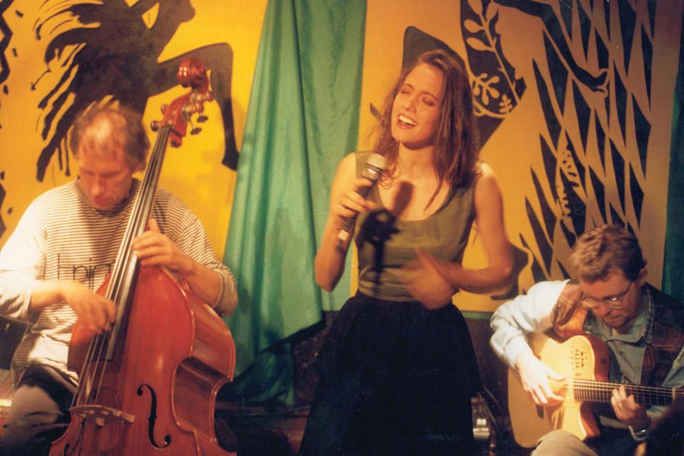 CulturCafé Smaragd Linz - Musikkeller - Livemusik - Jazzkonzerte - Blueskonzerte - Funk - Latin