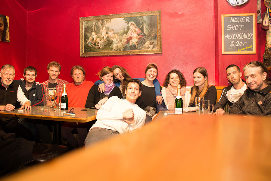 CulturCafé Smaragd - Linz - über uns - Team
