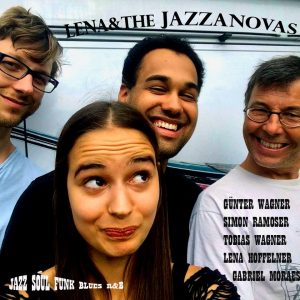 Cultur Cafe Smaragd Linz-Event-Lena & the Jazza Novas