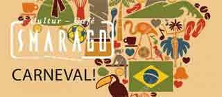 CC Smaragd Fasching Brasil Party nav