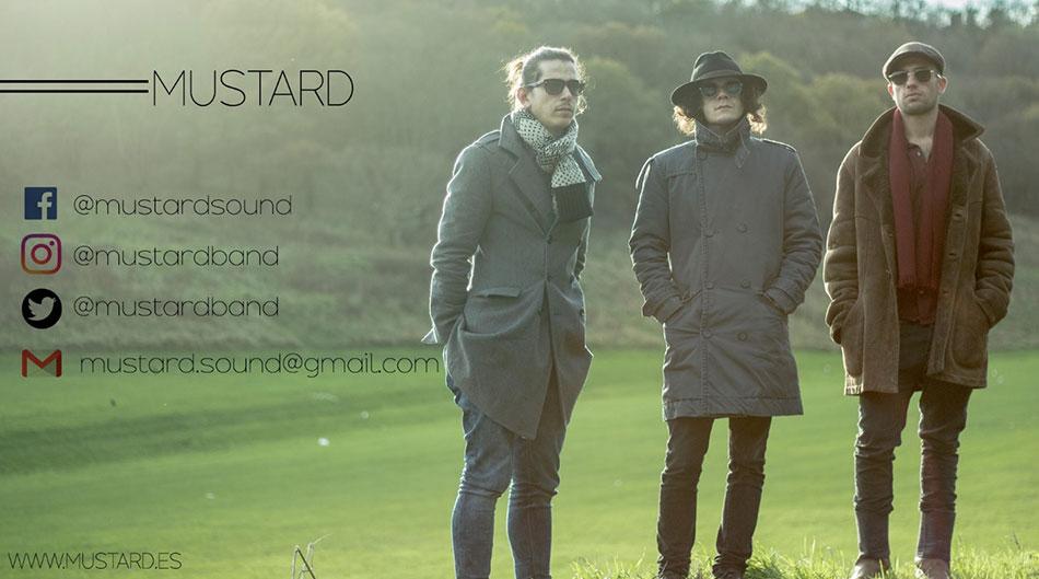 CC Smaragd Linz - Mustard - spain Music
