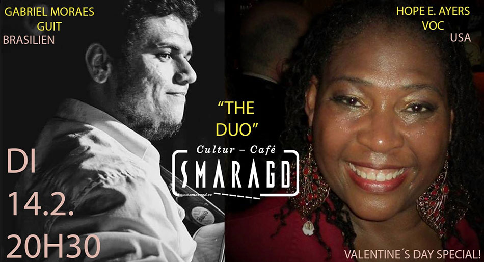 CC Smaragd - The Duo - Jazz, Blues