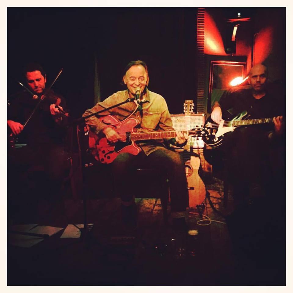 CC Smaragd - Blues - Konzert - Hinterhoelzl Kurt