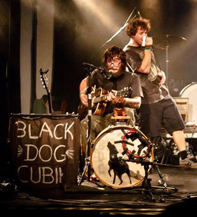 Cultur Cafe Smaragd Linz-Event-Black Dog Cubik
