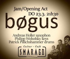 CC Smaragd-Linz-Bogus-Jamnight
