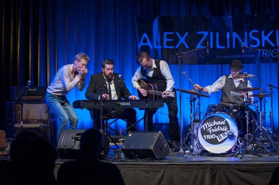 Cultur Cafe Smaragd Linz-Event-Michael Fridrik Boogie Quartett