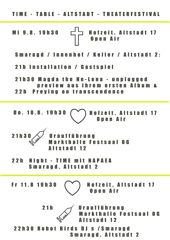 Cultur Cafe Smaragd Linz-Event-Gastspiel
