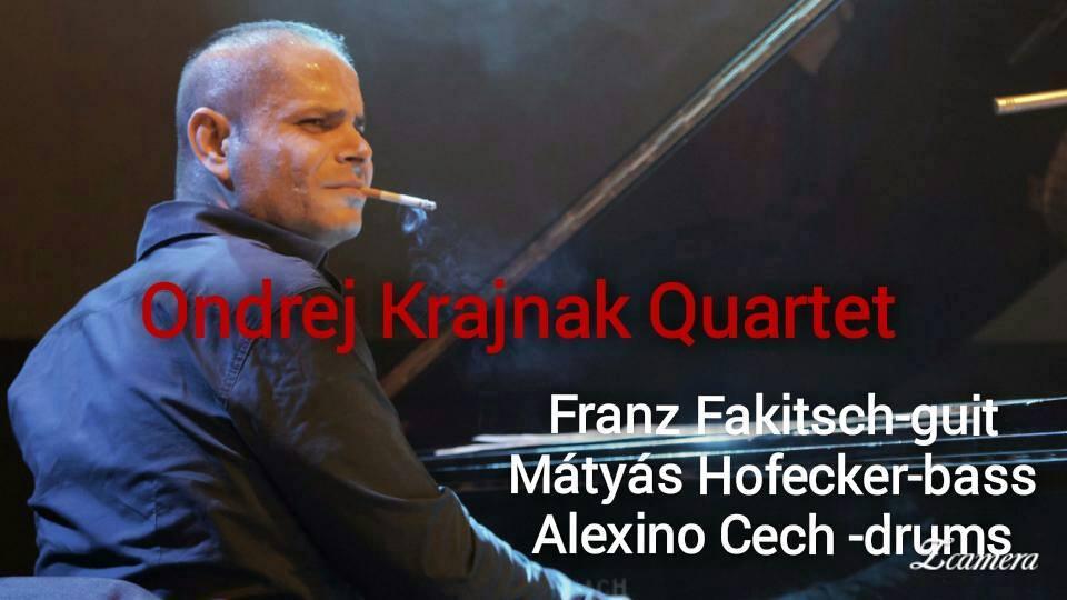 Cultur Cafe Smaragd Linz-Event-Ondrej Krajnak Quartet