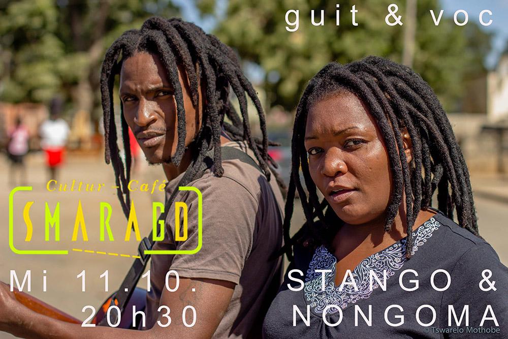 Cultur Cafe Smaragd Linz-Stango & Nongoma