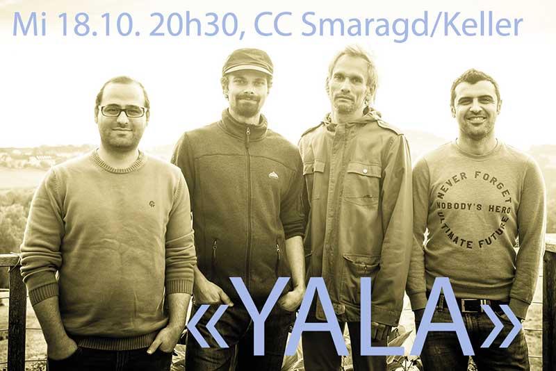 YALA - im CC