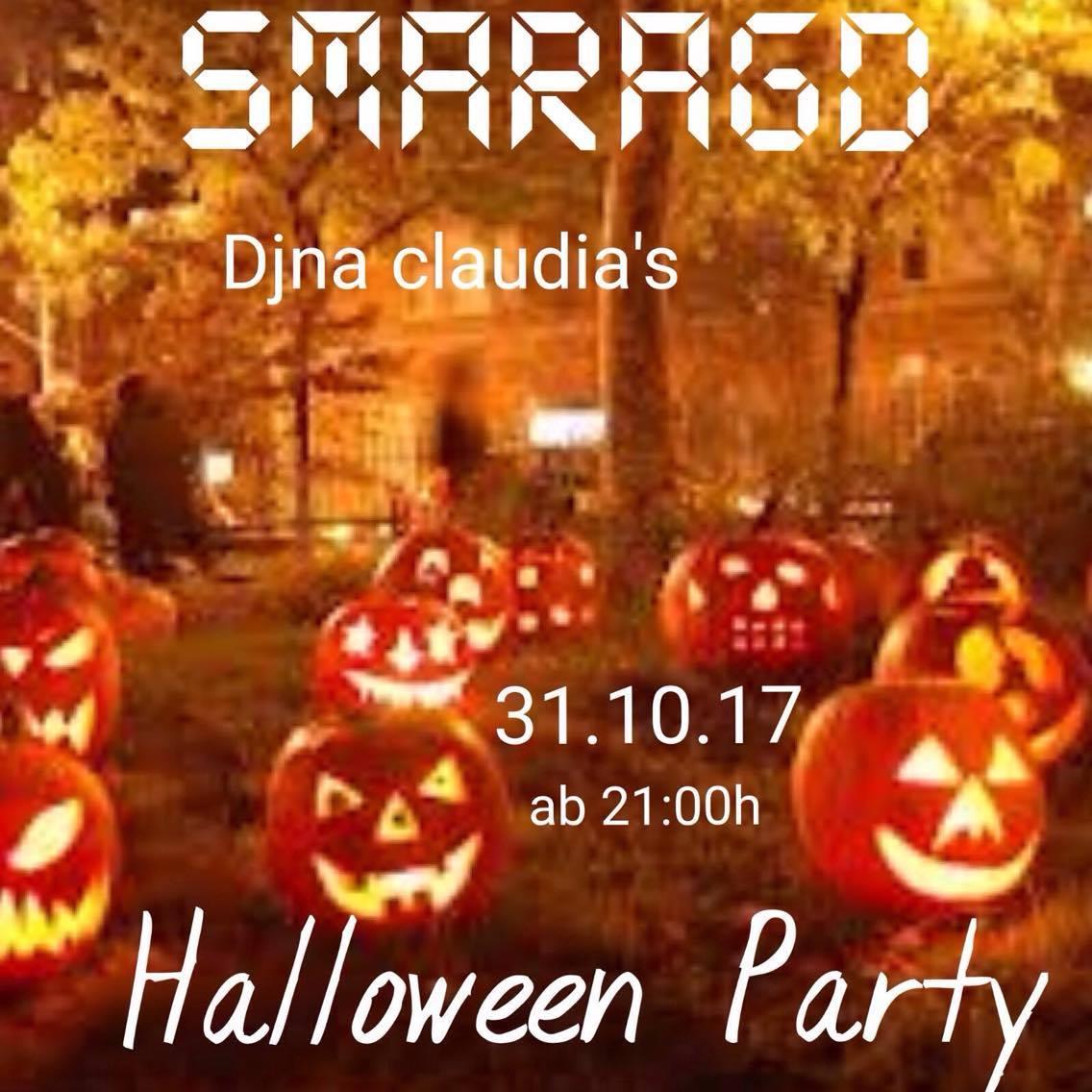 Cultur Cafe Smaragd Linz-Event-Halloween Party