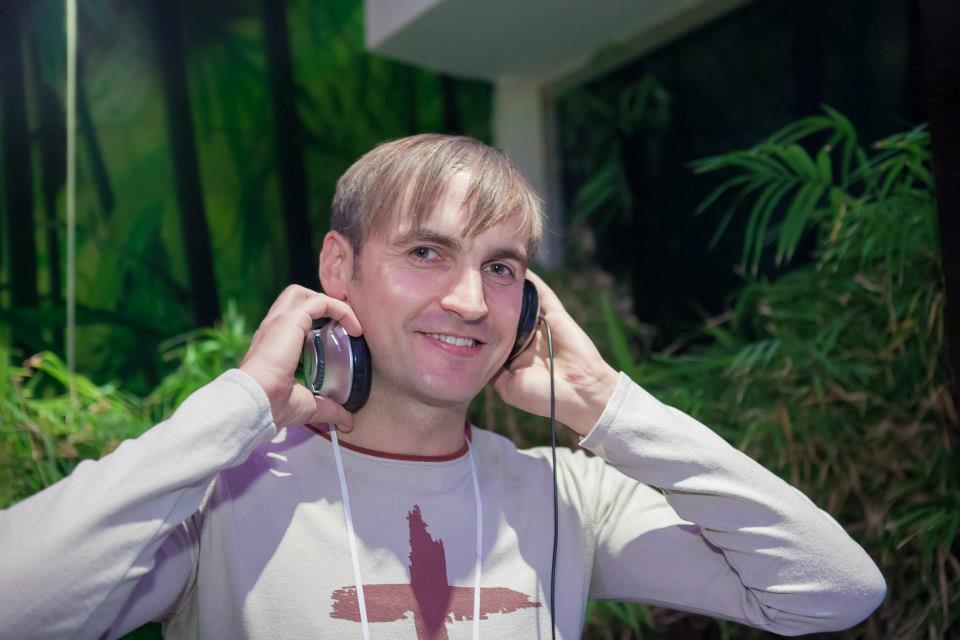 Cultur Cafe Smaragd Linz-Event-DJ Max Cady