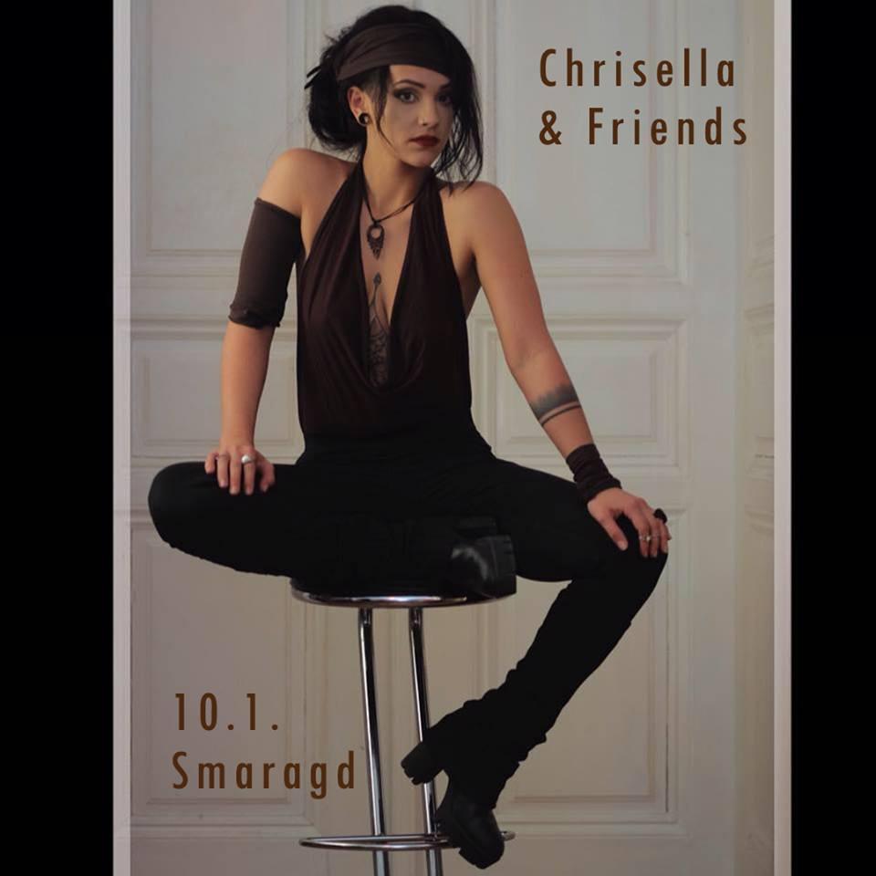 Cultur Cafe Smaragd Linz-Event-Chrisella & Friends