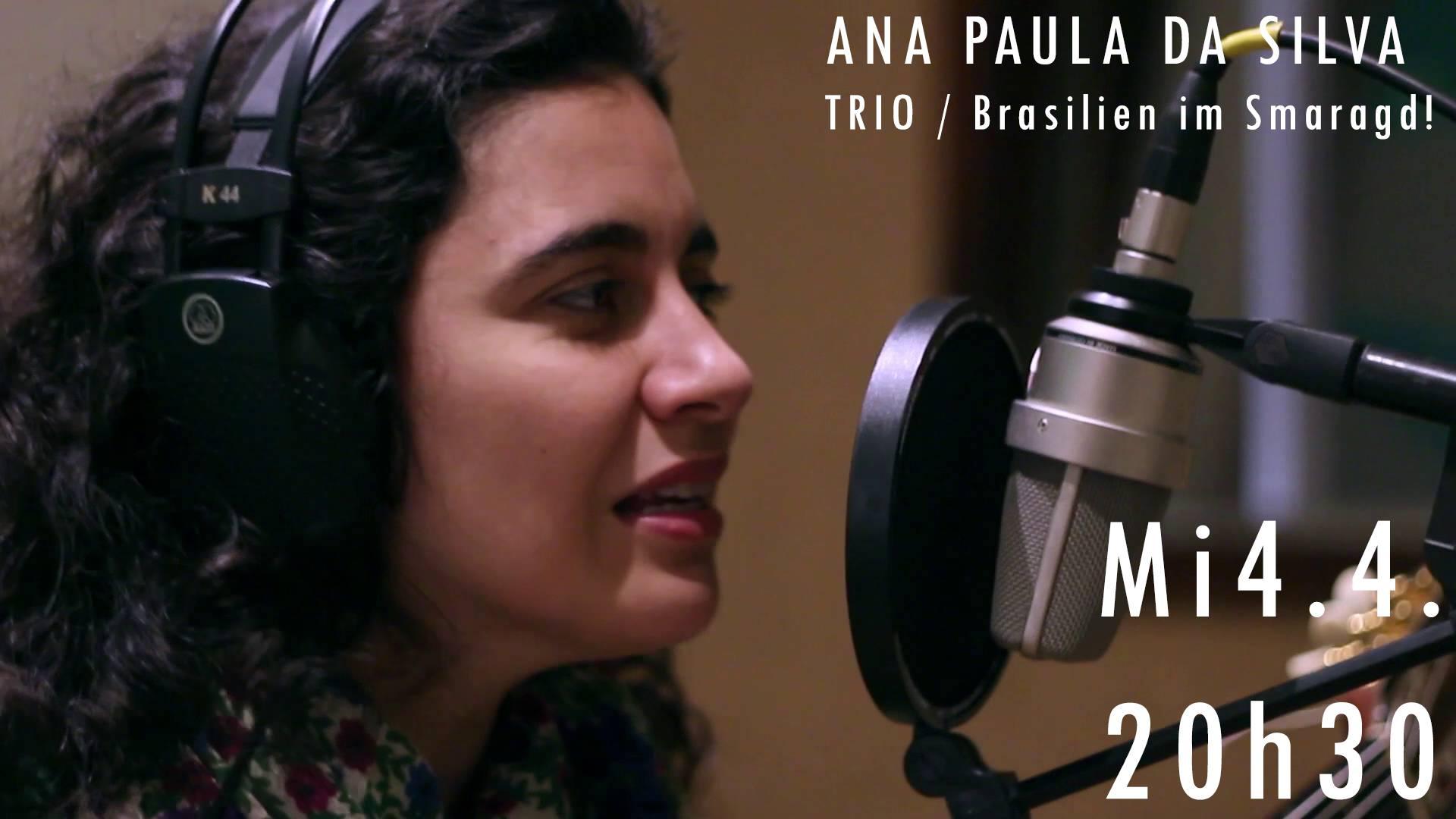 Cultur Cafe Smaragd Linz-Event-Ana Paula Da Silva