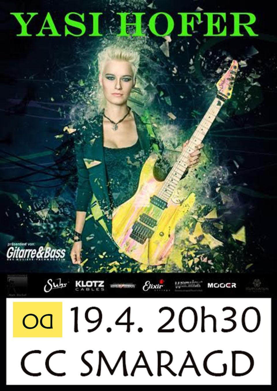 Cultur Cafe Smaragd Linz-Event-Yasi Hofer