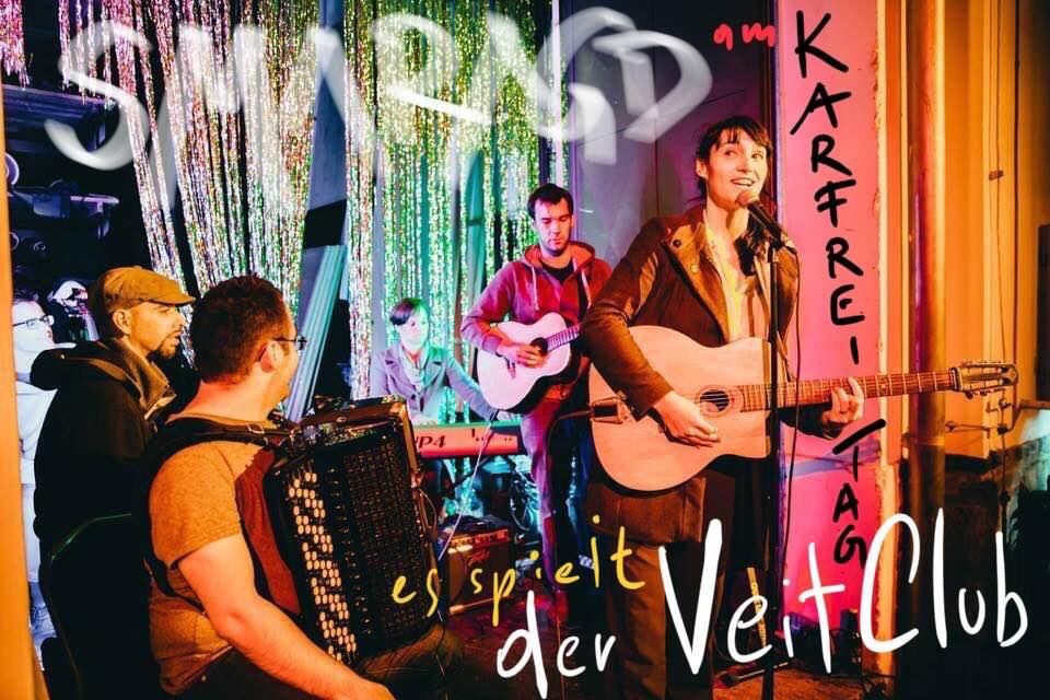 Cultur Cafe Smaragd Linz-Event-Veit Club