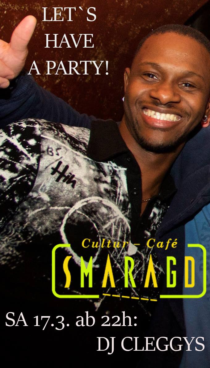Cultur Cafe Smaragd Linz-Event-Cleggys