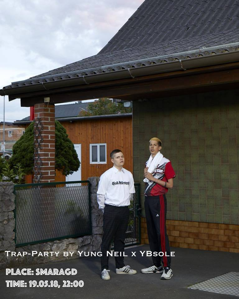 Cultur Cafe Smaragd Linz- Event-Trap-Party by Yung Neil x YBsole
