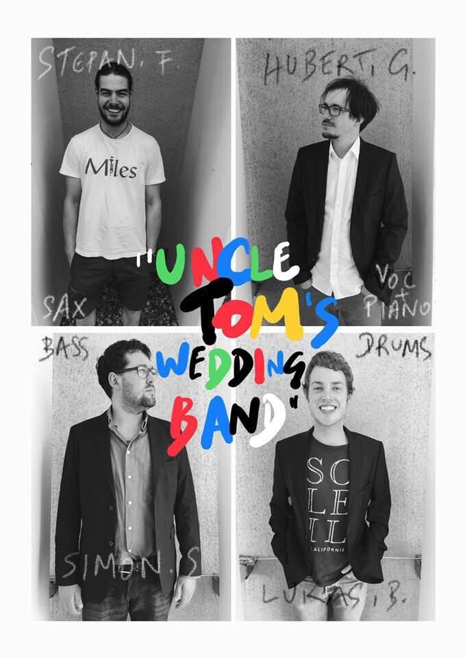 Cultur Cafe Smaragd Linz-Event-Uncle Tom`s Wedding Band