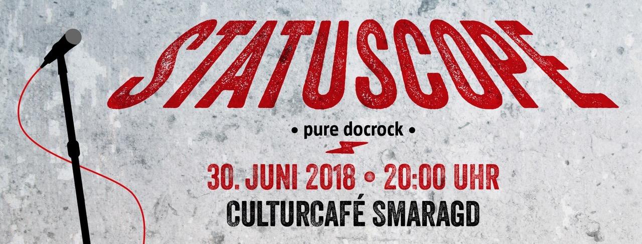Cultur Cafe Smaragd Linz-Event-Statuscope