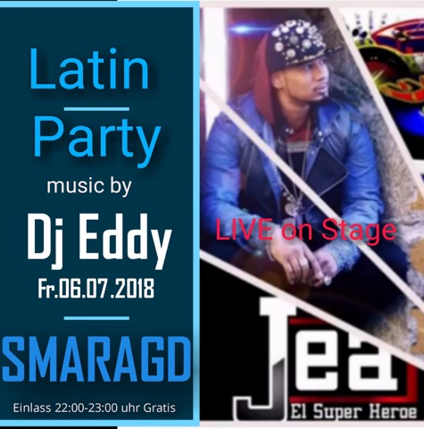 Cultur Cafe Smaragd-Event-Latin Party