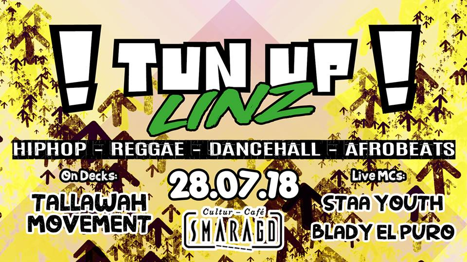 Cultur Cafe Smaragd Linz-Event-Tun Up