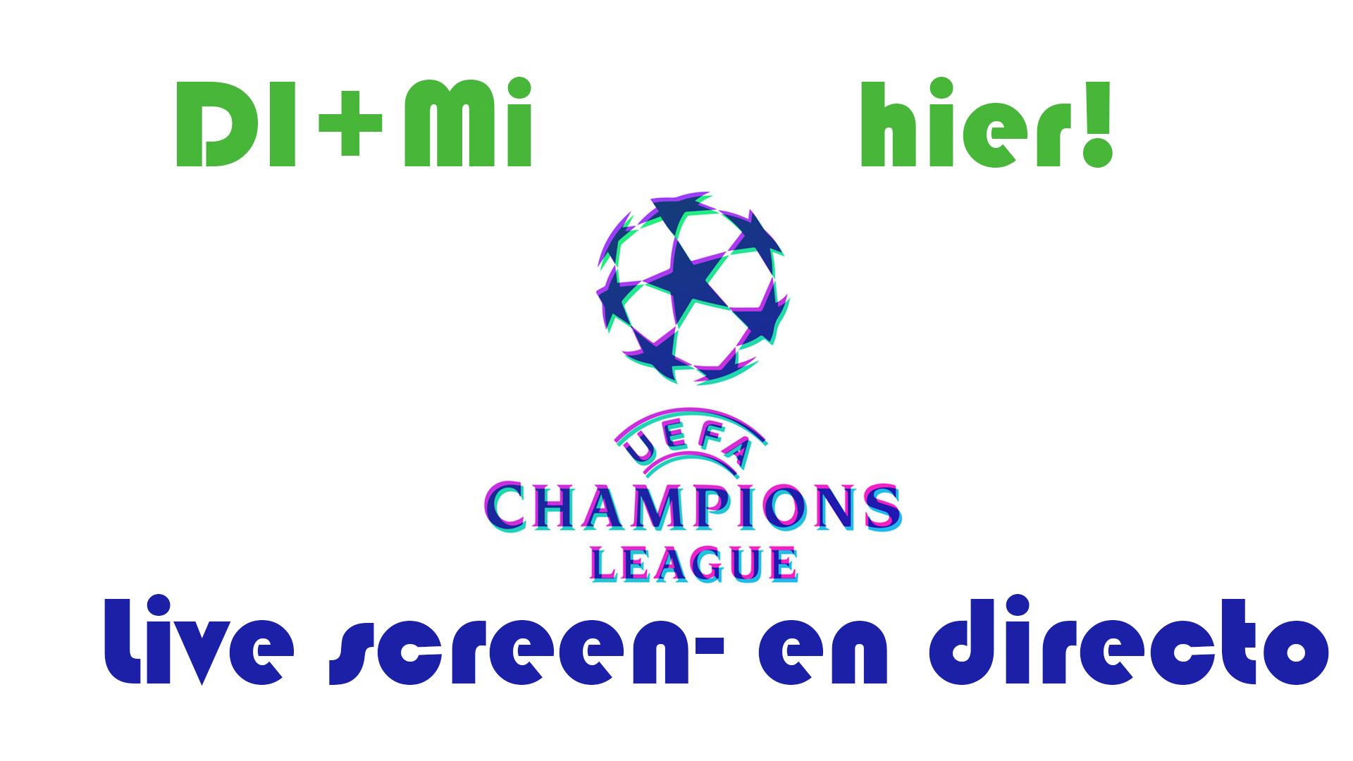 championsleaguelogoplakat
